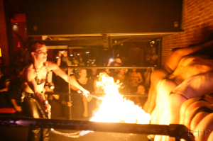 Fire Flogging by Mistress Melissa Photo Courtesy of clubhurt.net