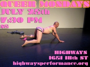 Queer Mondays at Highways in Santa Monica