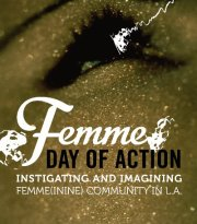 Los Angeles Femme Day Of Action
