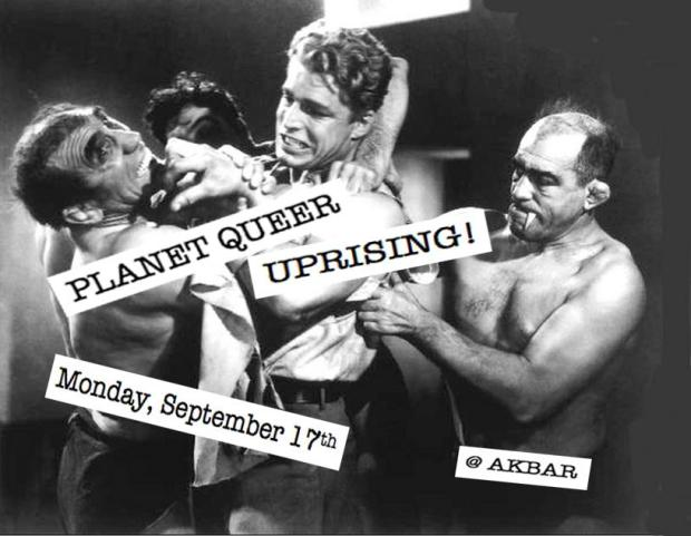 PLANET QUEER: UPRISING